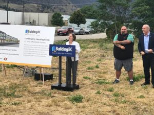 Premier releases details on Keremeos affordable housing project