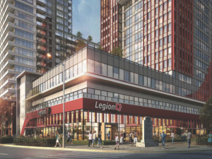 Developers team up with Royal Canadian Legions on mixed-use projects