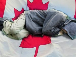 How many people are homeless in Canada? Oh Canada……
