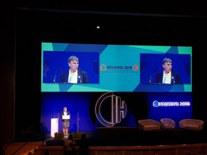 CIH kicks off Housing 2019 with call for government to definitely end housing crisis