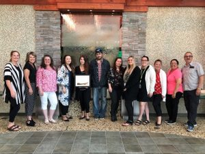 Local Homelessness Prevention Team earns provincial honour