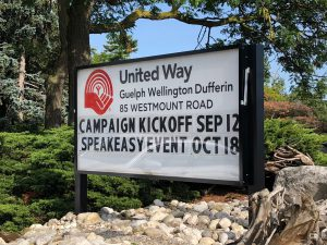 Guelph's United Way 2019 campaign launch highlights work around homelessness, addictions